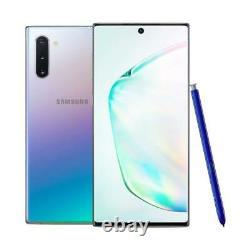 Samsung Galaxy Note 10 Plus 256GB Aura Glow Unlocked Android Smartphone