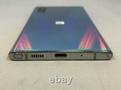 Samsung Galaxy Note 10 Plus 5G 256GB Aura Glow Unlocked Cracked Screen LCD Spot