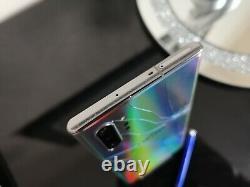 Samsung Galaxy Note 10 Plus 5G 256GB Aura Glow Unlocked (Damaged LCD & Back)