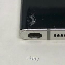 Samsung Galaxy Note 20 Ultra 5G 128GB Mystic White Unlocked Cracked with Bad LCD