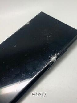 Samsung Galaxy Note 20 Ultra SM-N986W AT&T Verizon Unlocked Bad LCD (Black)