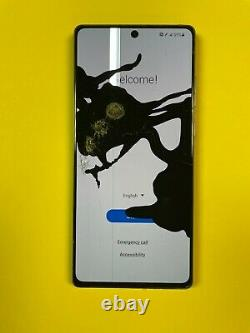 Samsung Galaxy Note20 5G SM-N981U 128GB Mystic Gray (AT&T) Cracked LCD