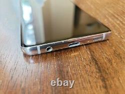 Samsung Galaxy S10+ Plus G975U1 (Factory Unlocked) 128GB White SMALL SPOT ON LCD