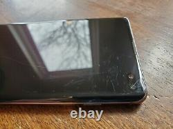 Samsung Galaxy S10+ Plus G975U1 (Factory Unlocked) 512GB Black SMALL SPOT ON LCD