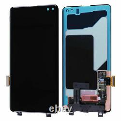 Samsung Galaxy S10 Plus LCD Oled Touch Screen Display Digitizer Replacement G975
