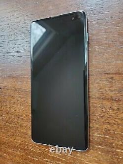 Samsung Galaxy S10+ Plus SM-G975U1 (Unlocked) 128GB Prism Blue SPOT/LINE ON LCD