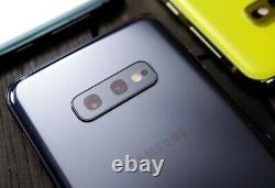 Samsung Galaxy S10e G970U 128 256 AT&T T-Mobile Sprint Verizon Unlocked LCD SPOT