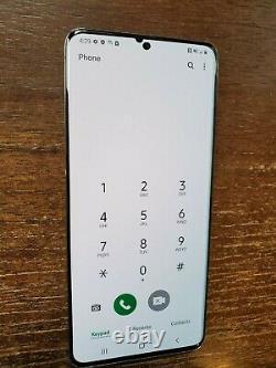 Samsung Galaxy S20+ Plus 5G SM-G986U (Unlocked/AT&T) 128GB Gray SPOT ON LCD