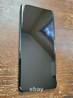 Samsung Galaxy S20+ Plus 5G SM-G986U1 (Unlocked) 512GB Black SMALL SPOT ON LCD