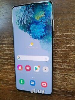 Samsung Galaxy S20+ Plus G985F/DS Dual SIM (Unlocked) 128GB Blue TINY LCD SPOT