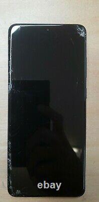 Samsung Galaxy S20 Ultra 5G SM-G988U 128GB POWER ON- NO DISPLAY BROKEN LCD