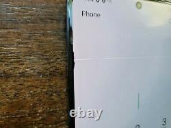Samsung Galaxy S20 Ultra 5G SM-G988U1 (Unlocked) 512GB Black SPOT/LINE ON LCD