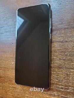 Samsung Galaxy S20 Ultra SM-G988U (Unlocked/AT&T) 128GB Cosmic Black LCD BURN