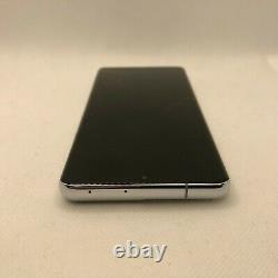 Samsung Galaxy S21 Ultra 5G 128GB Phantom Black T-Mobile Screen Cracked Bad LCD