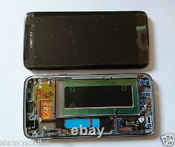 Samsung Galaxy S7 Edge G935f LCD Touch Screen Display Original Genuine Black