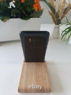 Samsung Galaxy S8 64GB Midnight Black Gebraucht Burned LCD