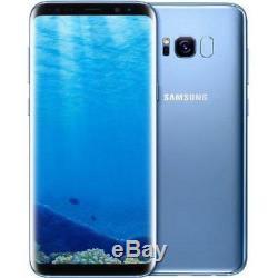 Samsung Galaxy S8+ Plus 64GB Unlocked Verizon / AT&T / T-Mobile Smartphone