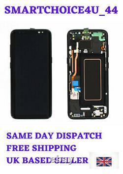 Samsung Galaxy S8 Plus G955 LCD Touch Screen Display Digitizer Assembly
