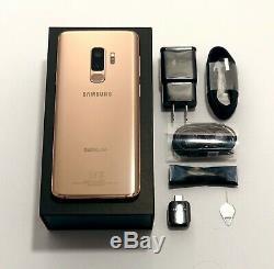 Samsung Galaxy S9+ Plus G965U T-Mobile AT&T Sprint Verizon Carrier Unlocked