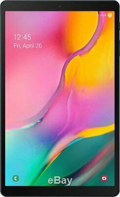 Samsung Galaxy Tab A 10.1 Tablet 128GB Android 9 Black(SM-T510NZKGXAR)
