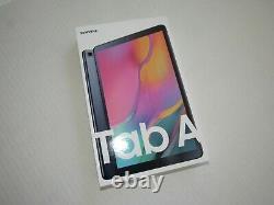 Samsung Galaxy Tab A 10.1 Wi-Fi Tablet 128GB Black