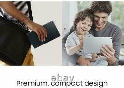 Samsung Galaxy Tab A 8.0/32GB/2GB WiFi+4G Version availabl Silver&Black Tablet