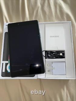 Samsung Galaxy Tab A 8 32GB 2019 Tablet WiFi & Black