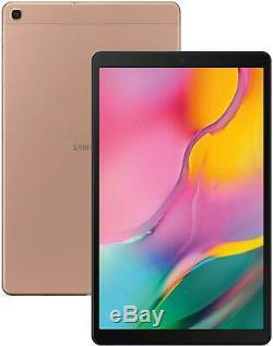 Samsung Galaxy Tab A SM-T510NZDDBTU 10.1 Tablet 2019 32GB Gold WiFi Grade C