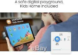 Samsung Galaxy Tab A SM-T510NZSDBTU 10.1 Tablet 2019 32GB Silver WiFi Octa-Core