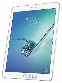 Samsung Galaxy Tab S2 9.7 SM-T818V 32GB Wi-Fi + 4G Verizon GSM Unlocked White