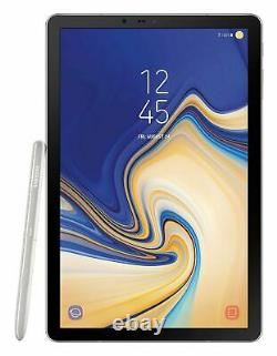Samsung Galaxy Tab S4 -10.5 64GB 256GB Wi-Fi Tablet- Carrier- COMES WITH PEN