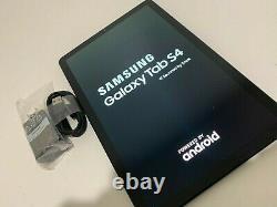 Samsung Galaxy Tab S4 64GB, Wi-Fi, 10.5 in Black Excellent condition