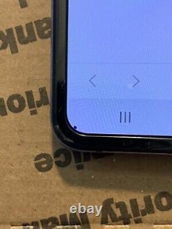 Samsung Galaxy Z Flip SM-F700F/DS 256GB (Unlocked) Smartphone Cracked / Bad LCD