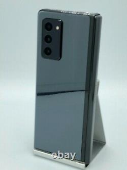 Samsung Galaxy Z Fold2 5G 256GB Mystic Black Verizon Unlocked Financed Bad LCD