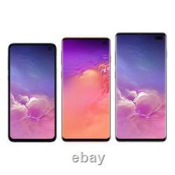 Samsung S10 / S10E / S10+ Plus Fully Unlocked Smartphone