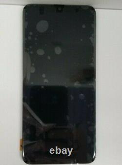 Samsung galaxy A70 2019 Black LCD Screen Touch Screen Digitizer + Frame A705 OEM