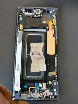 Samsung galaxy note 9 N960F LCD screen