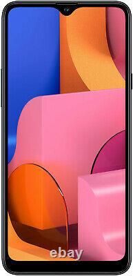 Smartphone Samsung Galaxy A20s 32GB Schwarz 6,5, LCD Display, Android 9.0