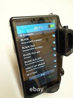 Superb Samsung Galaxy NX EK-GN120 Digital Camera + Lens WiFi 4G 20.3MP #P8X