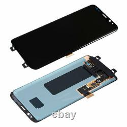 UK Stock For Samsung Galaxy S8 Plus N955 OLED Display LCD Touch Screen Digitizer